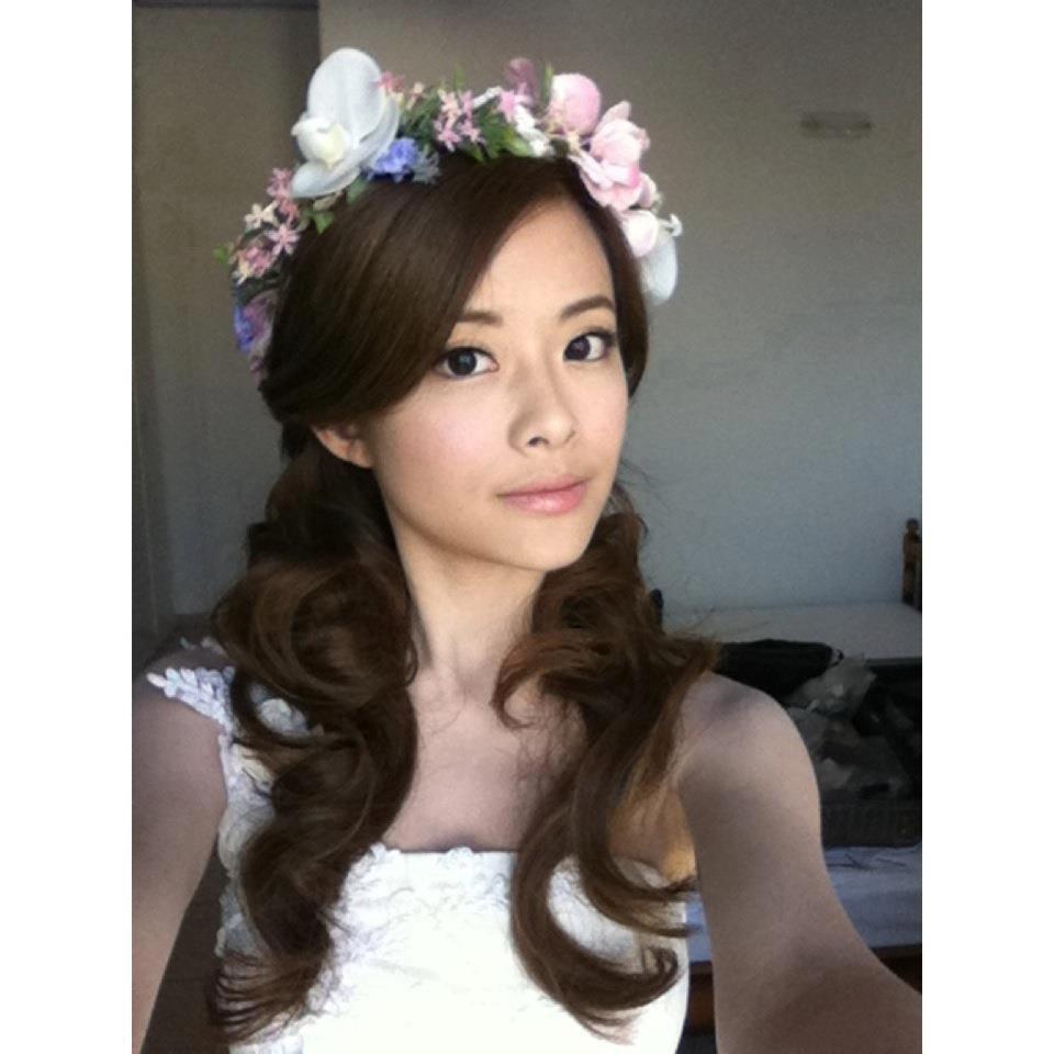 wedding hairstyle singapore ~ the royal weddings