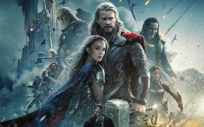 Resultado de imagem para Thor o mundo sombrio