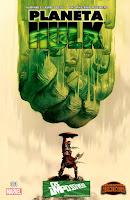 Planeta Hulk v2 #1
