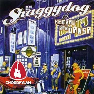 Lirik dan Chord Kunci Gitar Di Sayidan - Shaggy Dog
