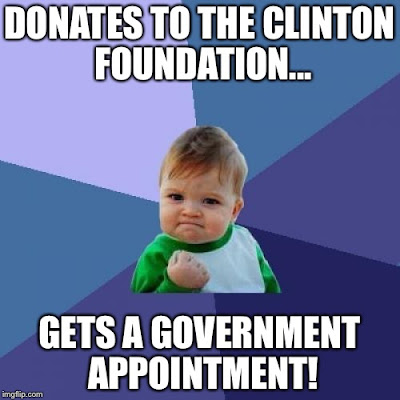 How CROOKED is the Clinton Foundation? Government%2Bjob%2Bapplication
