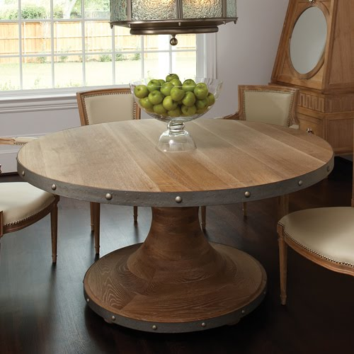 Information About Home Design: DINING IN THE ROUND