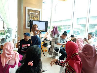 blogger gathering hokben lampung