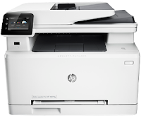 HP Color Laserjet Pro MFP M277dw Driver Download