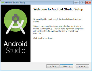 Cara Instal Android Studio di Windows