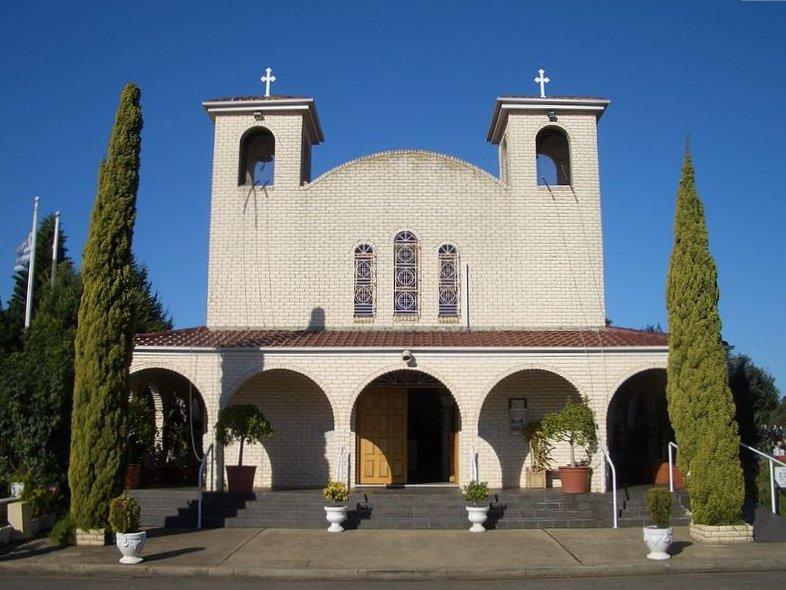 Sydney - City and Suburbs: Rookwood, Church of St Athanasios