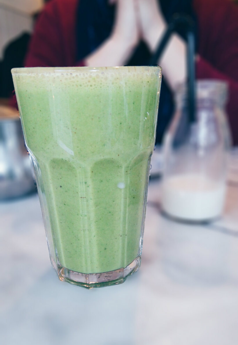 Kitch Green Goddess Smoothie