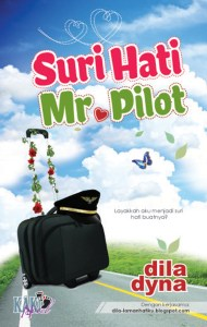 Novel Suri Hati Mr. Pilot