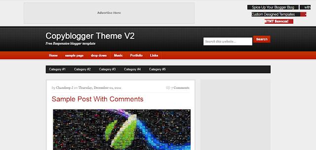 CopyBlogger V2