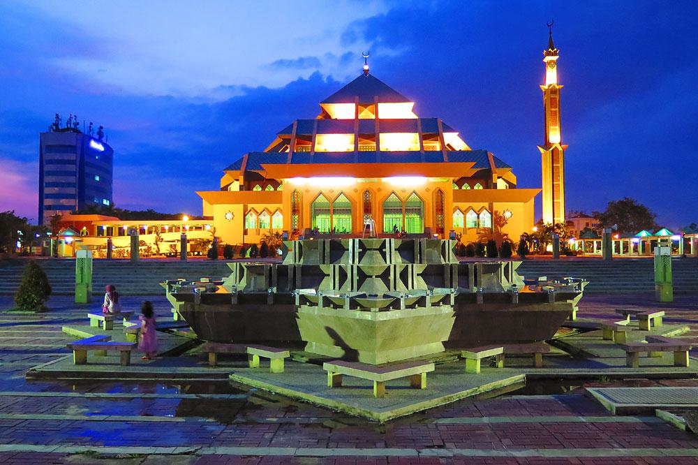 Jadwal Imsakiyah Kota Batam 1439 H / 2018 M