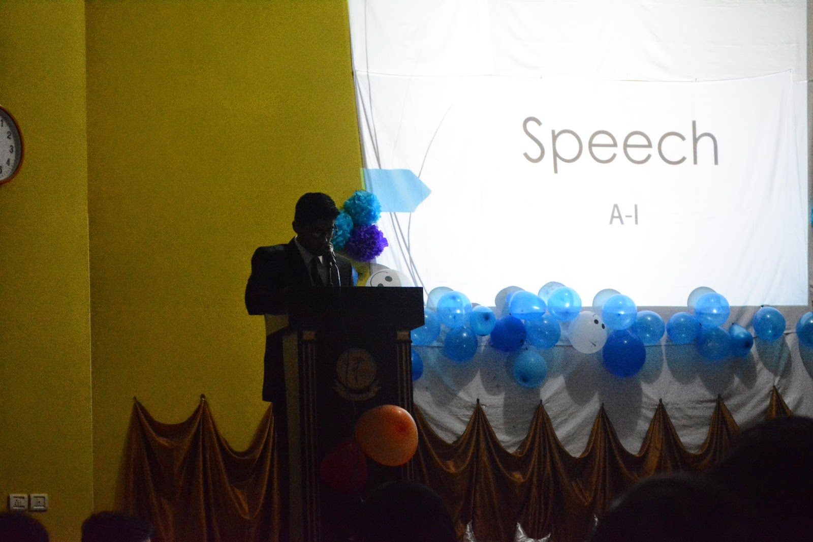 Delivering Speech