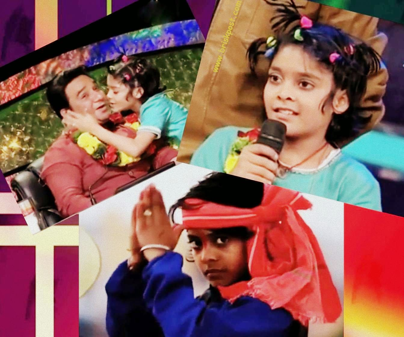 Yogesh in Dance India Dance Season 3