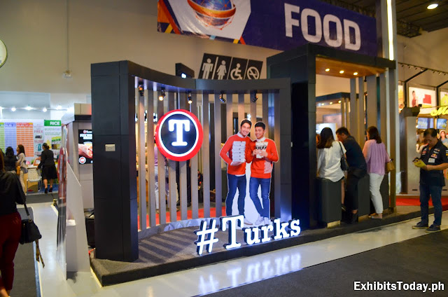 Turks Exhibition Booth