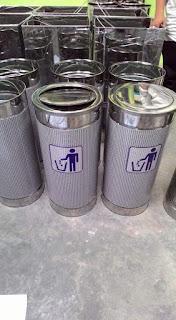 tempat beli tempat sampah stainless