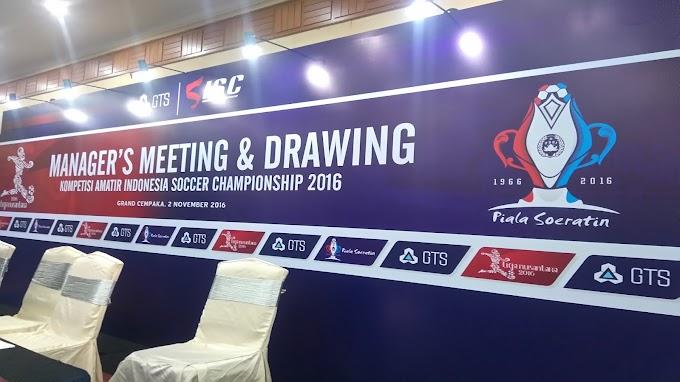 ISC Liga Nusantara & Soeratin U-17 Akan Mulai Bergulir 19 November 2016