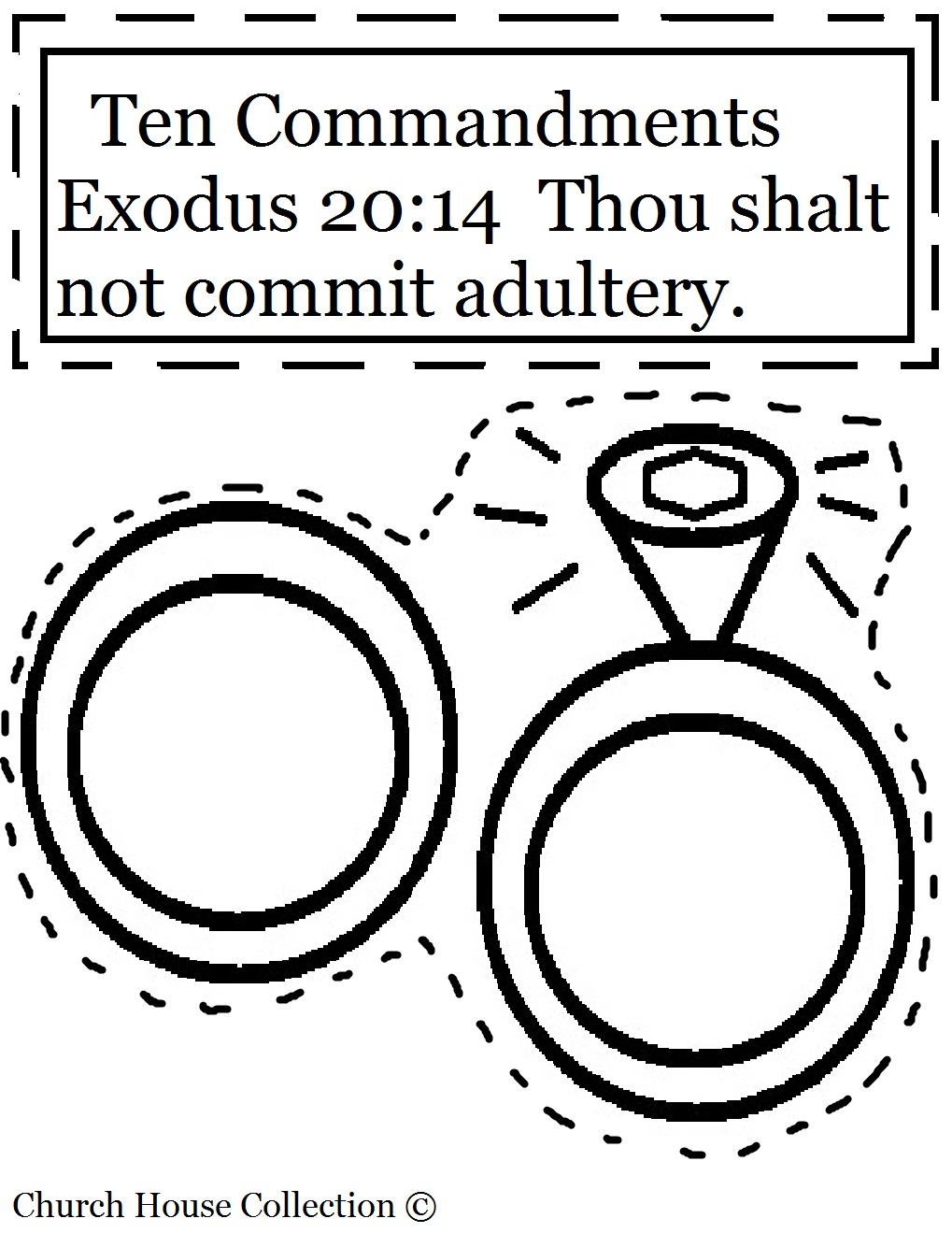 Church House Collection Blog: Thou Shalt Not Commit