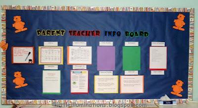 Little Illuminations Back To School Bulletin Boards Redux