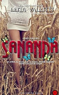 Sananda - (Las hermanas Balanzat 03)