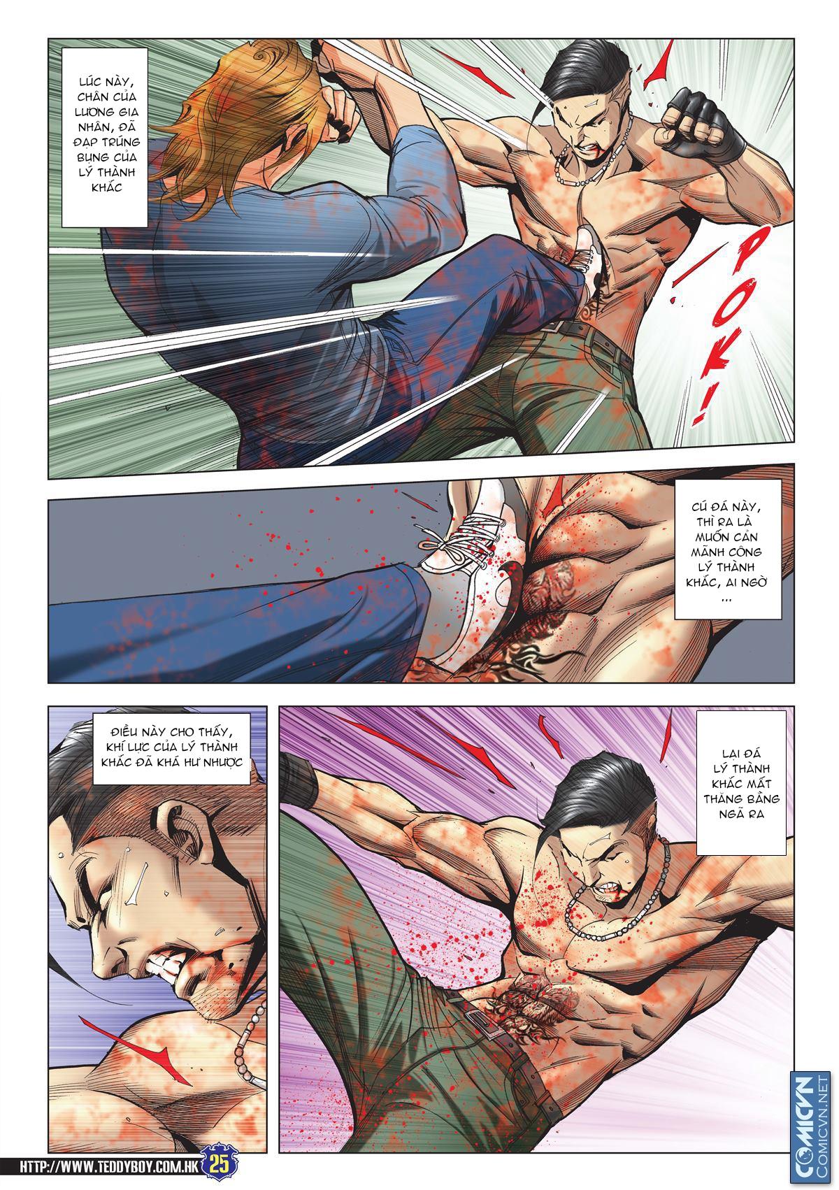 Người Trong Giang Hồ chapter 2138: thắng hết khí thế thua vì đen trang 20
