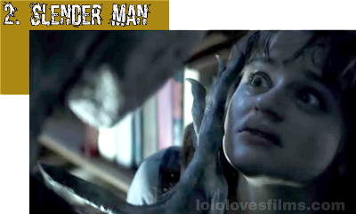 Slender Man 2018 horror movie Joey King