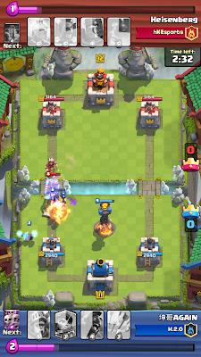 Tips bermain Clash Royale