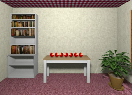 Escape Challenge: Room with Apples