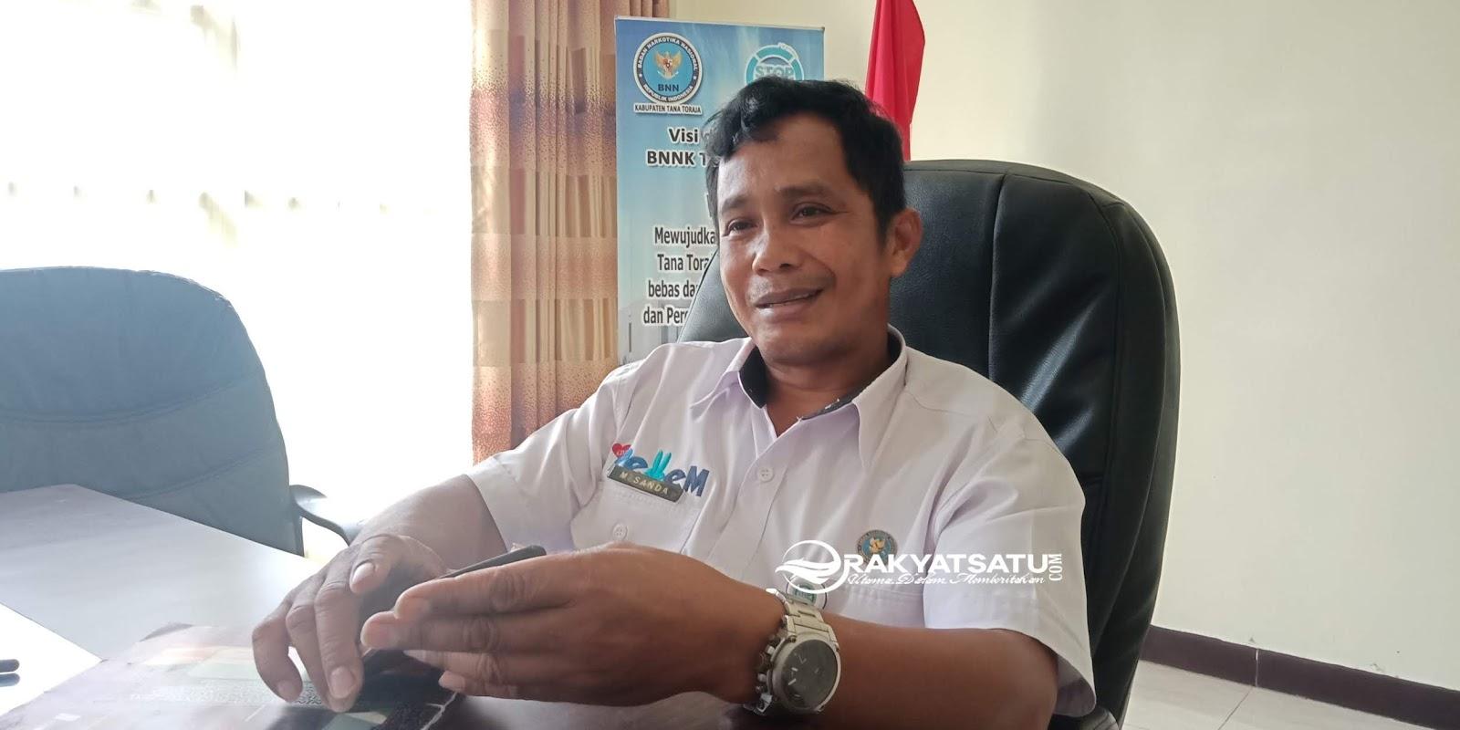 Lembang Tonglo Terpilih Jadi Pencanangan Lembang Bersih Narkoba