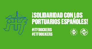 "Spanish ports decision ""a betrayal of Spain's dockworkers"""