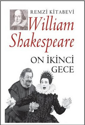 william shakespera on ikinci gece kitap özeti