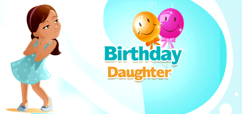Birthday wishes for daughter turning