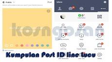 Kumpulan Kata untuk Post ID Line Terbaru Membuat Timeline Kekinian