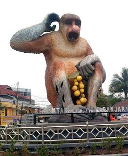 Taman Maskot Banjarmasin