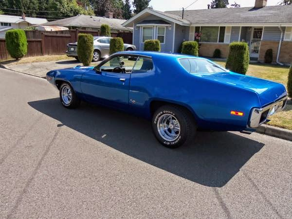 Craigslist Seattle Cars By Owner >> 1972 Plymouth Road Runner 440 | Auto Restorationice