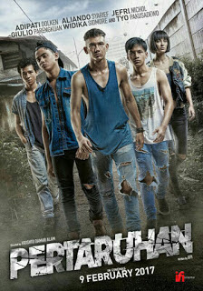 DOWNLOAD FILM PERTARUHAN (2017)