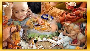 Hinduism sixteen (16) Rite