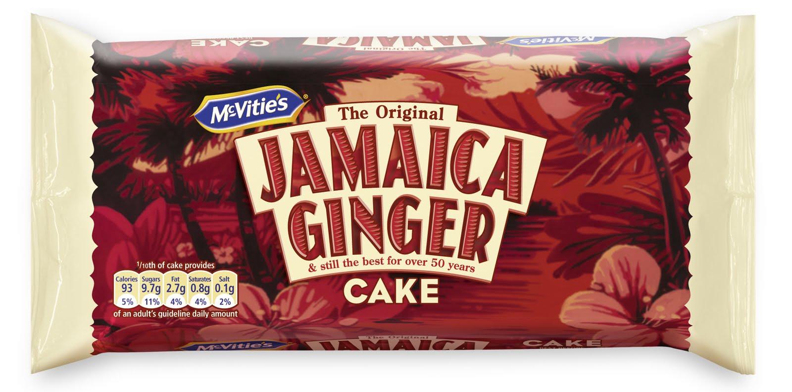 Jamaican Ginger Cake Recipe Like Mcvities