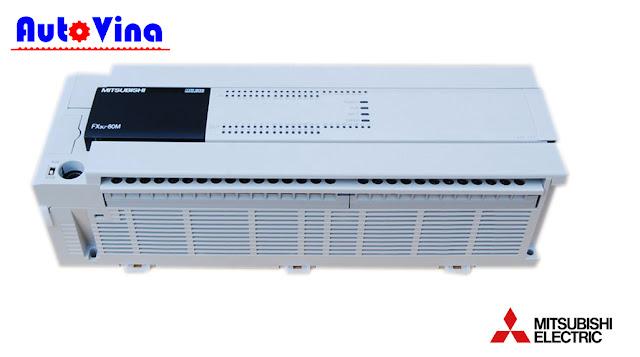Đại lý bán PLC Mitsubishi FX3U-80MR/ES-A