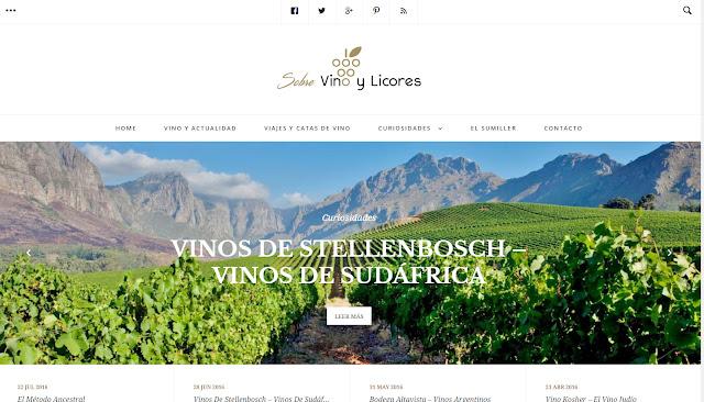 entrevista a Pedro Casado de el blog Sobre Vino y Licores.