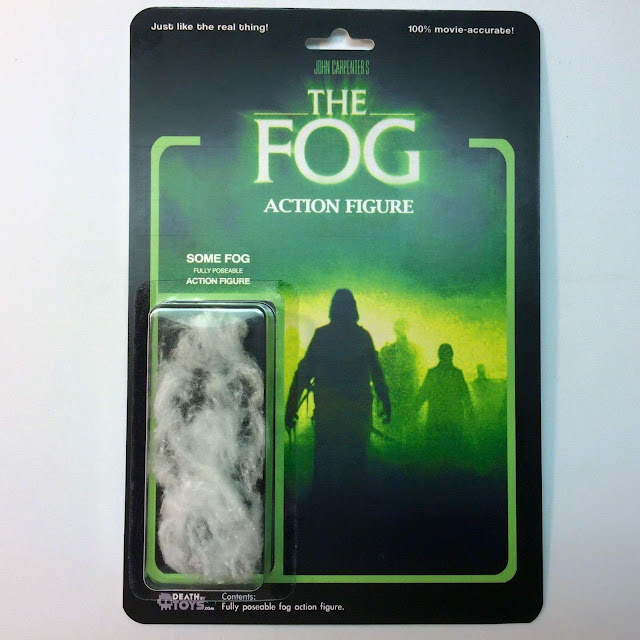 Funny The Fog Action Figure Toy Joke Picture