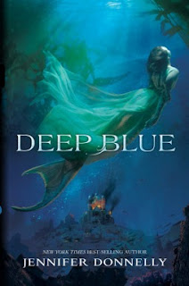 Cover art for Deep Blue (Waterfire Saga #1) by Jennifer Donnelly