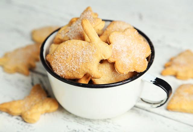 frollini, shortbread cookie recipe