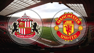 Prediksi Sunderland vs Manchester United Minggu 9 April 2017