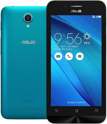 Asus Zenfone Go ZC451TG Complete Specs and Features