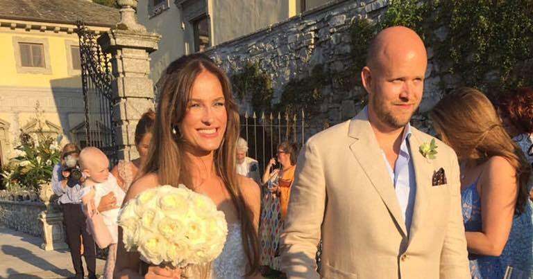 Matrimonio DANIEL EK e SOFIA LEVANDER del 28 agosto 2016
