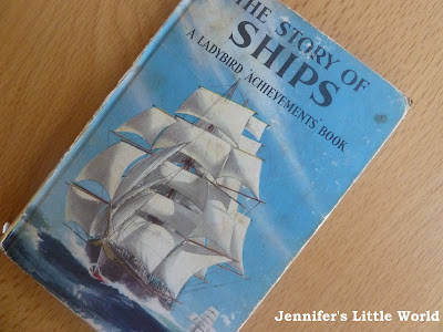 Ladybird Achievements Book The Story of Ships