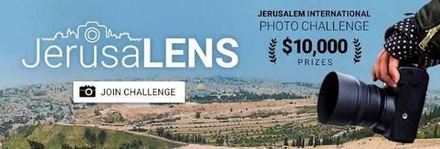 Israel oferece US$ 10 mil em concurso de fotografia