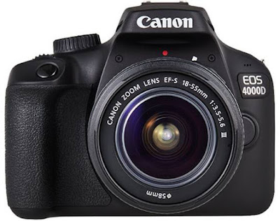 Canon EOS 4000D (pack)