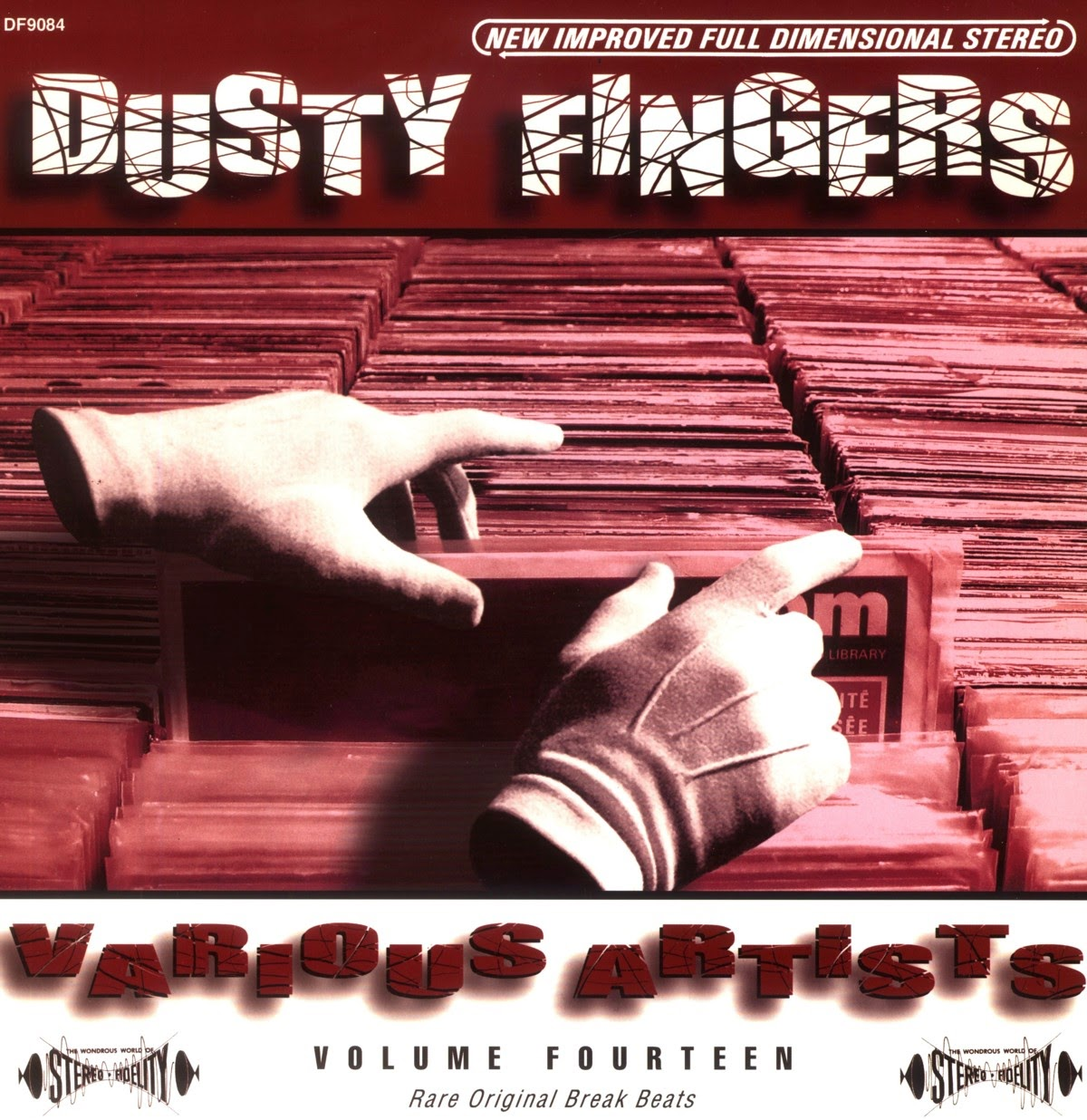 dusty fingers vol 14