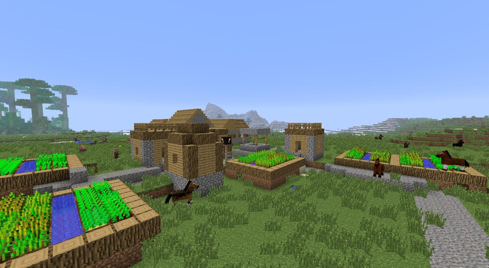-7497564628257033198 - Minecraft Seeds | Sharing the best ...