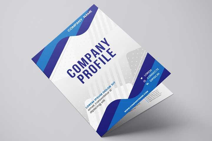 Percetakan Online Company profile di Bekasi